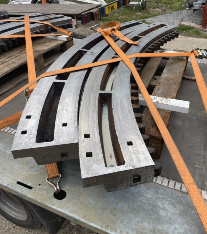 New Curb Sections